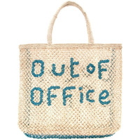 Borse Donna Tote bag / Borsa shopping The Jacksons OUT-OF-OFFICE BEIGE