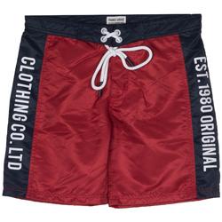 Abbigliamento Bambino Costume / Bermuda da spiaggia Frankie Garage BOARDSHORT ORIGINAL RAGAZZO rosso (ROSSO)