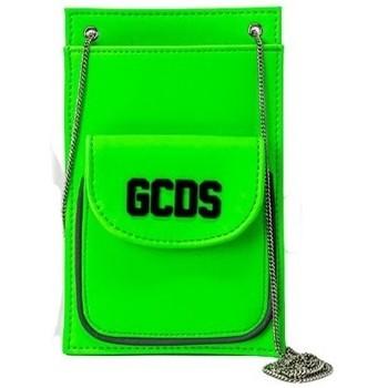 Borse Uomo Borse a mano Gcds SS20M010025 Verde