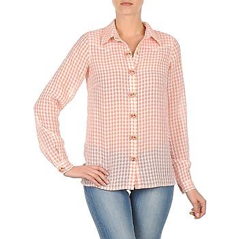 Abbigliamento Donna Camicie Manoush CHEMISE ML ALIZE Rosa