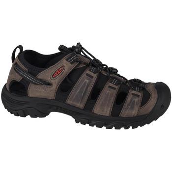 Scarpe Uomo Sandali sport Keen Targhee III Sandal Grise