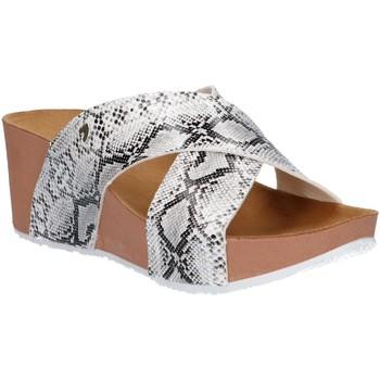 Scarpe Donna Ciabatte Gioseppo 59356 SARONNO Blanco