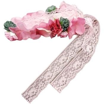 Bellezza Donna Accessori per capelli Mimilù 108 ACC. CORONA Rosa