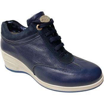 Scarpe Donna Sneakers basse Gino Tagli ATRMPN-27095 Blu