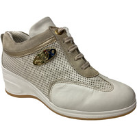 Scarpe Donna Sneakers alte Gino Tagli ATRMPN-27094 Beige