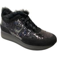 Scarpe Donna Sneakers basse Agile By Ruco Line ATRMPN-27101 Nero