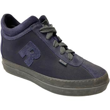 Scarpe Donna Sneakers alte Rucoline ATRMPN-27102 Blu