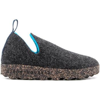 Scarpe Donna Pantofole Asportuguesas CITY-ANTRACITE GRIGIO