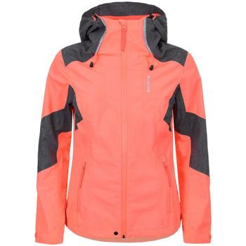 Abbigliamento Donna giacca a vento Icepeak Bea Arancio