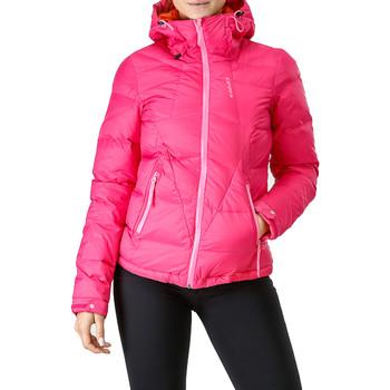 Abbigliamento Donna Piumini Icepeak Berit Rosa