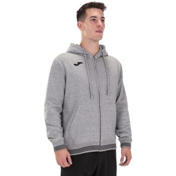 Abbigliamento Uomo Giacche sportive Joma Veste  Campus III line gris melangé
