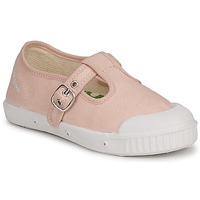 Scarpe Bambino Sneakers basse Springcourt MS1 CLASSIC K1 Rosa