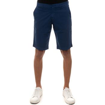 Abbigliamento Uomo Shorts / Bermuda Fay NTM8342188T-RSEU218 Blu medio