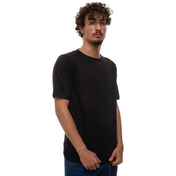 Abbigliamento Uomo T-shirt maniche corte Kiton UMCTSHG-771516 Nero