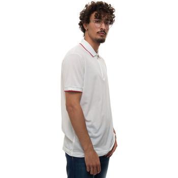 Abbigliamento Uomo Polo maniche corte Kiton UMK00251 Bianco