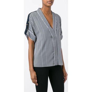Abbigliamento Donna Camicie MICHAEL Michael Kors CAMICIA LEGGERA Blu