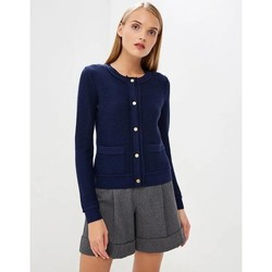 Abbigliamento Donna Felpe MICHAEL Michael Kors CARDIGAN Blu