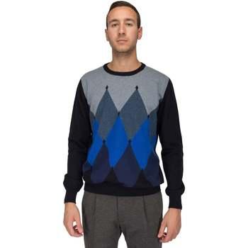 Abbigliamento Uomo Felpe Ballantyne MAGLIA Blu