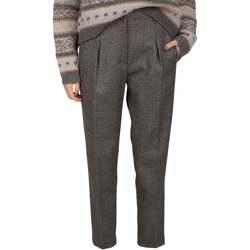 Abbigliamento Donna Pantaloni Brunello Cucinelli PANTALONE Grigio