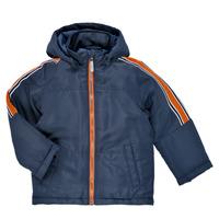 Abbigliamento Bambino Giubbotti Name it NKMMAX JACKET Marine
