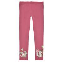 Abbigliamento Bambina Leggings Name it NMFTHUMPER ENGLA LEGGINGS Rosa