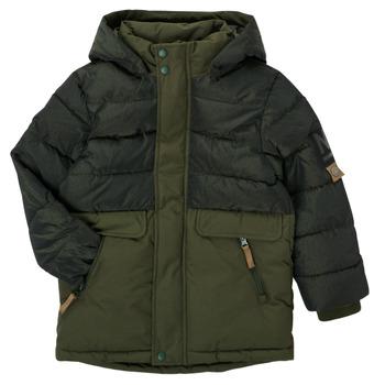Abbigliamento Bambino Parka Name it NKMMANUEL JACKET Kaki