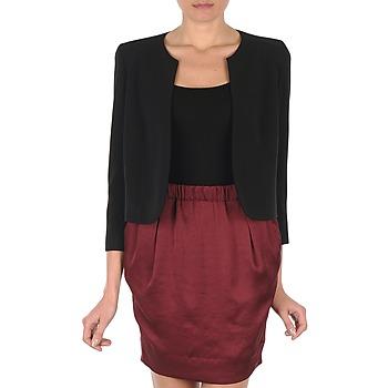 Abbigliamento Donna Giacche / Blazer Lola VICTORIA DOPPIO Nero
