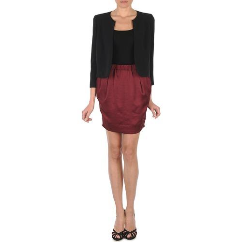 Nero 11750 Doppio Gratuita Victoria Abbigliamento GiaccheBlazer Consegna Lola Donna vm08Nnw