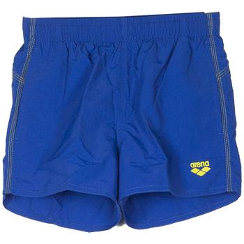 Abbigliamento Bambino Costume / Bermuda da spiaggia Arena SHORT BYWAY BEACH RAGAZZO blu (723ROY)