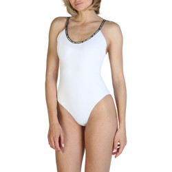 Abbigliamento Donna Costume intero Karl Lagerfeld - kl21wop01 Bianco