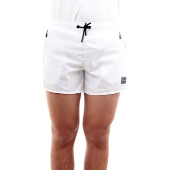 Abbigliamento Uomo Costume / Bermuda da spiaggia F * * K  Bianco