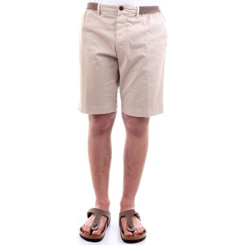 Abbigliamento Uomo Shorts / Bermuda History Lab 21PL5183 Bermuda Uomo sabbia sabbia