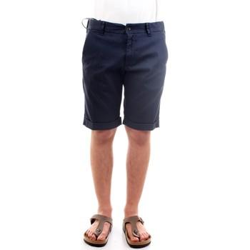 Abbigliamento Uomo Shorts / Bermuda History Lab 21P716 Bermuda Uomo blu blu