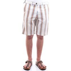 Abbigliamento Uomo Shorts / Bermuda History Lab 21P72097 Bermuda Uomo latte latte