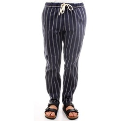 Abbigliamento Uomo Pantaloni da completo History Lab 21PG1694 Pantaloni Uomo blu blu