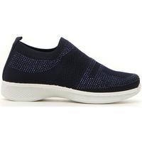 Scarpe Donna Sneakers basse Mio Tempo 191064 BLU