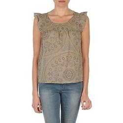 Abbigliamento Donna Top / T-shirt senza maniche Bensimon SADIE Taupe