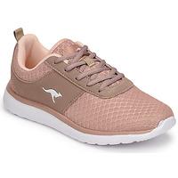 Scarpe Donna Sneakers basse Kangaroos BUMPY Rosa