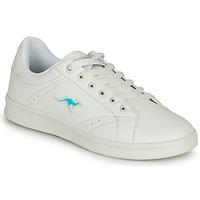 Scarpe Donna Sneakers basse Kangaroos K-TEN II Bianco