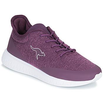 Scarpe Donna Sneakers basse Kangaroos K-ACT SCREEN Viola