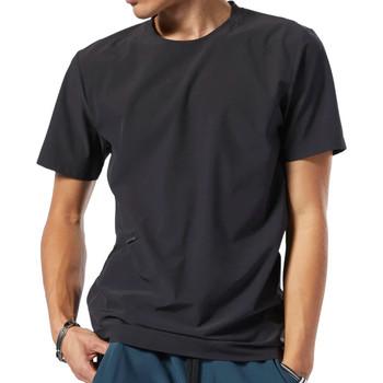 Abbigliamento Uomo T-shirt maniche corte Reebok Sport DU3715 Blu