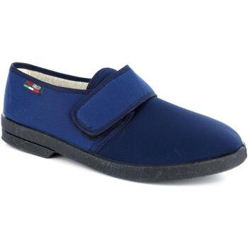 Scarpe Uomo Pantofole Gaviga 19227 BLU