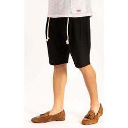 Abbigliamento Uomo Shorts / Bermuda Takeshy Kurosawa  Nero