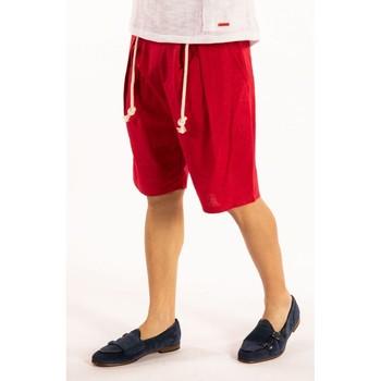 Abbigliamento Uomo Shorts / Bermuda Takeshy Kurosawa  Rosso