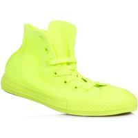 Scarpe Bambino Sneakers alte Converse CT AS HI CANVAS Yellow