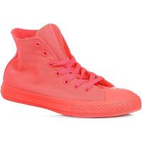 Scarpe Bambino Sneakers alte Converse CT AS HI CANVAS Red