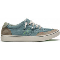 Scarpe Uomo Sneakers basse Satorisan REIWA Blu
