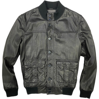 Abbigliamento Uomo Giubbotti Roy Rogers ATRMPN-27204 Nero