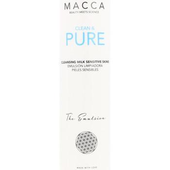 Bellezza Detergenti e struccanti Macca Clean & Pure Cleansing Milk Sensitive Skin  200 ml