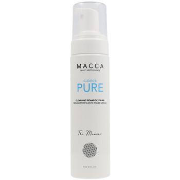 Bellezza Detergenti e struccanti Macca Clean & Pure Cleansing Foam Oily Skins  200 ml